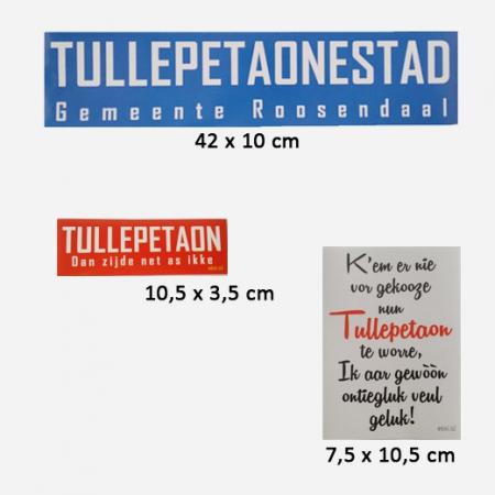 set stickers tullepetaon 2