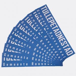 Sticker Tullepetaonestad