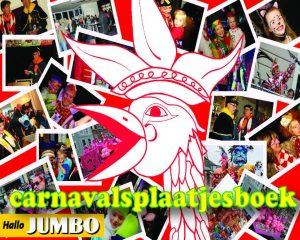 plaatjesboek carnaval jumbo