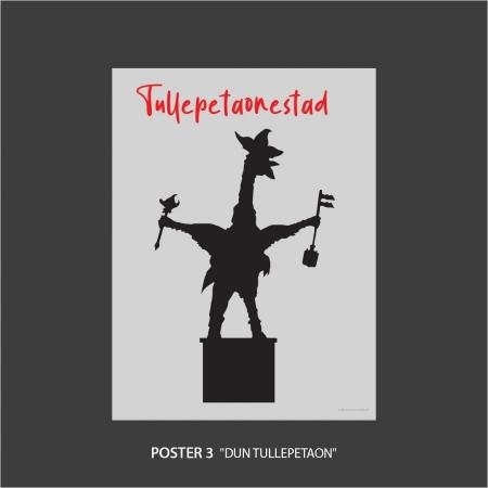 Poster Tullepetaon