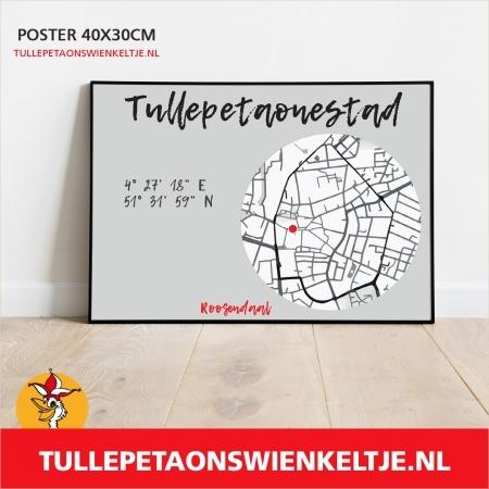 Posters Tullepetaonestad Roosendaal