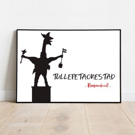 Poster Tullepetaon Roosendaal