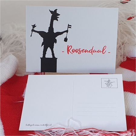 postkaart roosendaal