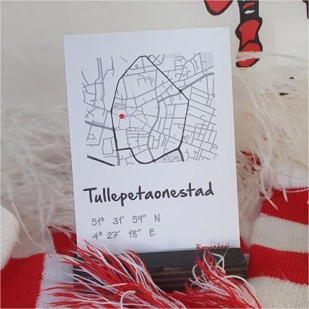 Kaart Tullepetaonestad