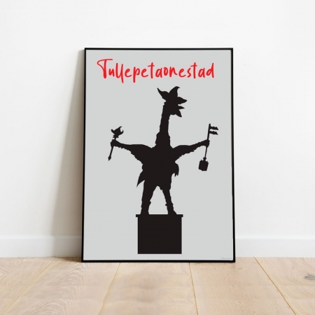 Tullepetaon poster